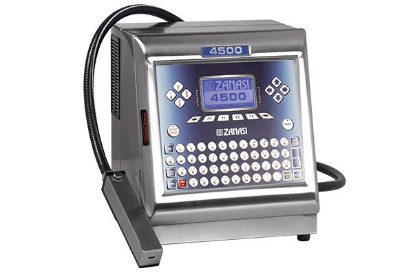 Zanasi Inkjet Kodlama Makinası Fiyatları