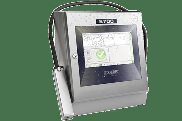 Inkjet Kodlama Makinası Zanasi 5700, Inkjet Kodlama Sistemi
