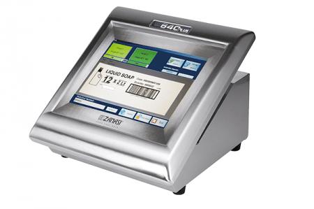 Zanasi Z640 PLUS Inkjet Kodlama Makinası